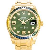 Rolex Watch Pearlmaster 86348 SABLV