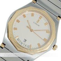 Corum Admirals Stahl / Gold 90.115.21
