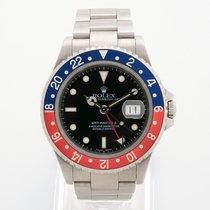 Rolex GMT-Master II 16710 pepsi year 2002