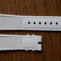 Breguet Marine Lady White Rubber Strap 18/16mm