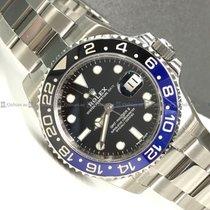 Rolex - GMT Master 116710BLNR Black Dial Steel