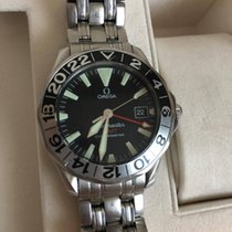 Omega Seamaster Diver 300 M GMT