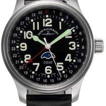 Zeno-Watch Basel NC Pilot Moon Phase