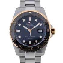 Paul Picot Paul Mariner III 42 Automatic Black Dial