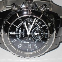 Chanel J12 Automatic Chronograph Black Ceramic