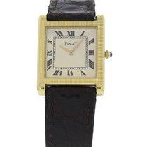 Piaget Vintage Piaget 931 18k Yellow Gold Watch