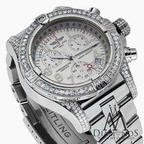 Rolex Breitling Aeromarine Avenger Seawolf Chrono A73390 Wrist...
