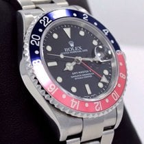 Ρολεξ (Rolex) Gmt Master Pepsi 16710 Blue/red 40mm Steel...