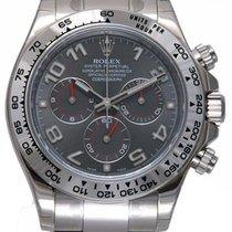 Rolex Cosmograph Daytona 116509 116509-GRY Grey Arabic 18k...