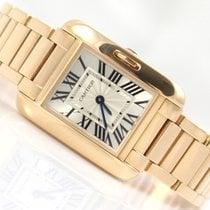 Cartier TANK ANGLAISE 18K ROSEGOLD