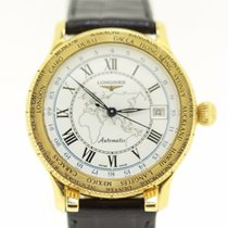 Longines WORLD TIME | LINDBERGH HOUR ANGLE MODEL