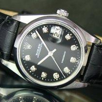 Rolex 1977s Rolex OysterDate Precision Steel Watch Ref 6694