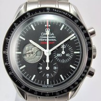 Omega Speedmaster Moon Watch Apollo 11 40th Anniversary Box...