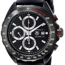 TAG Heuer Formula 1 Calibre Chronograph Black Automatic Men...