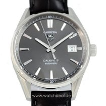 TAG Heuer Carrera Calibre 5 Automatik 39mm WAR211C.FC6336