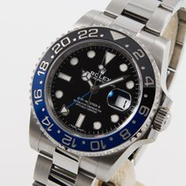 Rolex GMT Master II 116710BLNR top condition Full set box papers
