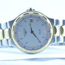 Longines Conquest Herren Uhr Quartz Edelstahl Stahl/gold 34mm...