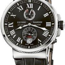 Ulysse Nardin Marine Chronometer Manufacture 1183-126.42