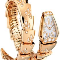 Bulgari Serpenti Jewelery Scaglie 26mm  spp26wgd1gd1.1t
