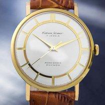 Citizen 35mm Homer 17 Jewels Manual Wind 1960's Watch #j738
