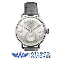 Bell & Ross VINTAGE WW1 ARGENTIUM SILVER Ref. BRWW1-ME-AG-...