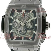 Hublot Spirit of Big Bang Chronograph, Skeleton Dial -...