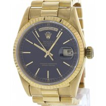 Rolex Oyster Perpetual Day-Date 18K YG 18238
