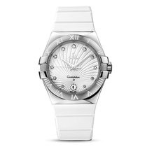 Omega Ladies 12312356052001 Constellation Supernova Quartz Watch