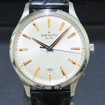 Zenith Elite Captain Central Second