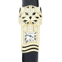 Cartier WG500131 Panthere Secrete De Cartier in Yellow Gold...