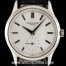 Patek Philippe Rare S/S 150th Anniversary Ltd Ed Calatrava...