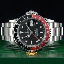 "Rolex GMT-Master II  ""COKE"" FULL SET  LC 100 NEUE..."