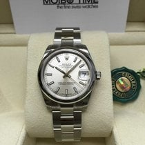 勞力士 (Rolex) 178240 31mm Datejust Silver Index Dial [NEW]