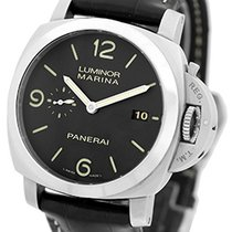 "Panerai Gent's Stainless Steel 44mm  ""Luminor 1950 3..."