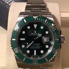 Ρολεξ (Rolex) Submariner Ghiera Verde 116610LV
