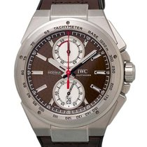 IWC Ingenieur Flyback Chronograph Silberpfeil Automatic Watch...