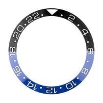 Rolex GMT-Master II Blue/Black Insert Custom