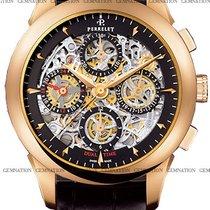 Perrelet Chronograph Skeleton GMT A3007.9