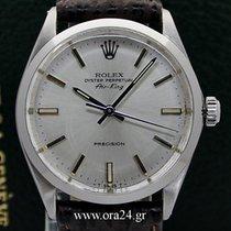 Ρολεξ (Rolex) Vintage Air King 5500 Automatic Precision Silver...