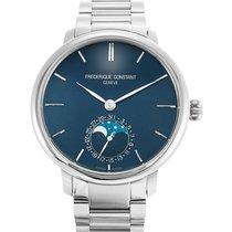 Frederique Constant Watch Slim Line FC-703N3S6B