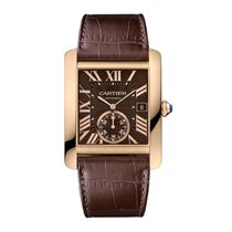 Cartier Tank MC  Mens Watch Ref W5330002