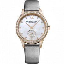 Chopard L.U.C XPS 35 MM 18KT Rosegold mit Diamanten