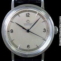 Omega Vintage Ref. 2410 Waterproof Chronometer Steel Two-tone...