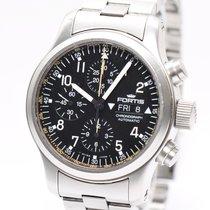 Fortis Chronograph Stahl Ref.B424346 Herren Uhr