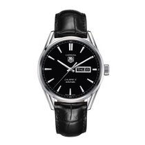 TAG Heuer Carrera 41mm Day Date Automatic Mens Watch WAR201A.F...