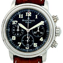 "Blancpain Leman ""Flyback"" Chronograph."