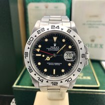 Rolex Explorer II 16550 Original Dial & Hands Full Set...