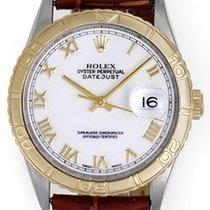 Rolex Turnograph Steel & Gold 2-Tone Men's Watch 16263