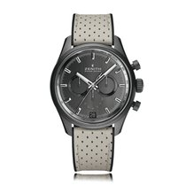 Zenith Range Rover Automatic Aluminum Grey Dial Mens Watch...