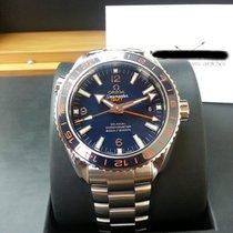 歐米茄 (Omega) 23230442203001 Planet Ocean GMT Blue 43.5mm [NEW]